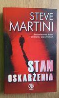 Stan oskarżenia Steve Martini