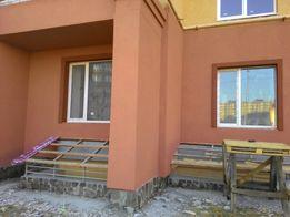 Ремонт приміщеннь .утеплення будинків та квартир