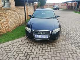 Audi A4 TDI  B7 striping for spares