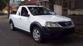 Nissan Np200 1.6 no canopy