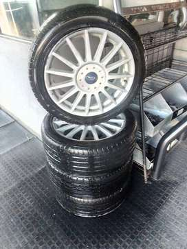 Tyre and magrims