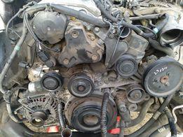 Двигатель-мотор Mercedes Мерседес 611,612,613 Разборка