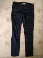 Spodnie ciążowe jeansy M 10 baxter