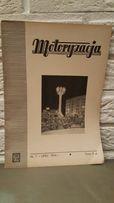 Motoryzacja miesięcznik lipiec 1954 r