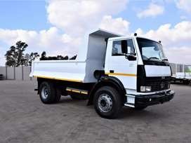 TATA TIPPER TRUCK FOR SALE AVAILABLE