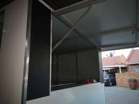 3m Food Trailer/Mobile Kitchen Fully Equipped.