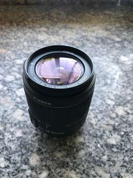 Canon 18-55mm Lens (negotiable/Urgant)