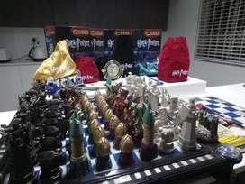 Harry Potter Deagostini & Noble Collection Chess Set