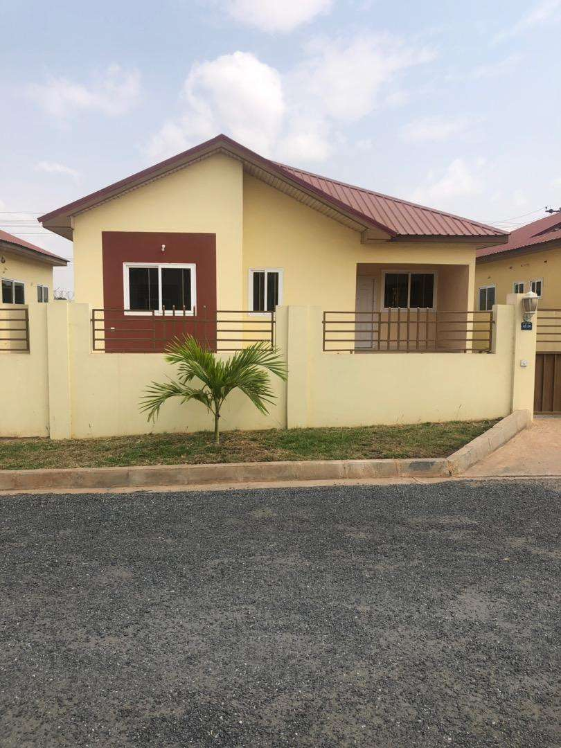 3bedroom Detached House at Devtraco C25 0