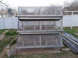 клетка,сетка для выращивания цыплят, кур несушек и бройлеров!