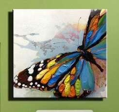 Colorful art paintings 0