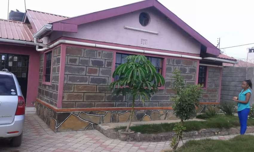3 bedroom for sale at Mzee Wanyama, Nakuru 0
