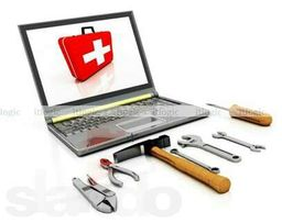 Ремонт,чистка и обслуживание ноутбуков.