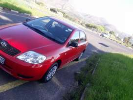 Toyota Corolla 14i good Condition engine and gearbox is 100%