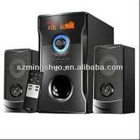 am,pex subwoofer with usb  fm radio and remote control 0