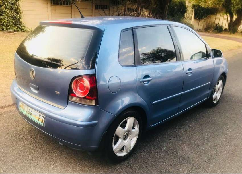 2007 Polo 1.6 Km97000 In A Very Good Condition 0