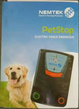 Pet Stop Elect Fence Energizer New Special