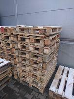 skupuje palety drewniane używane przemysłowe 120x80, EURO oraz inne