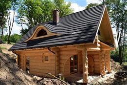 Domy drewniane, domy z bali, ekologiczne, ciepłe. Cała Polska.