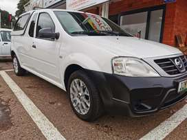 2018 Nissan NP200 1.5Dci with Aircon P/U S/C