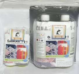 Clearcast Resin