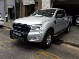2018 FORD RANGER SUPER CAB