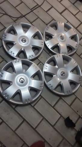 15 inch Np200 hubcaps set of 4 available in stock