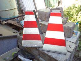 Фишки сигнальные для дорожных и ремонтных работ