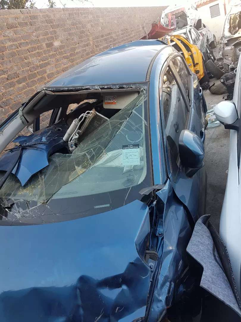 Mazda 2 1.5 Active Automatic stripping for parts