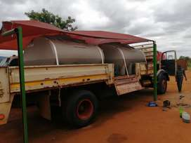 The truck is very good and clean driving very smooth peppers available