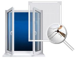 Москитная сетка, Антикошка для окон и дверей.