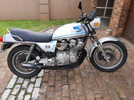 1981 GSX1100 for sale. Licensed,  paperwork on hand.
