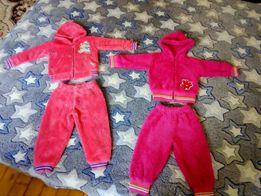 Костюм,для двойни,для близнецов,травка,фирменний, на 1 рік