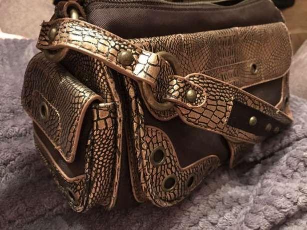 Продам сумку roccobarocco, оригинал! Покупалась в Италии! Одесса - изображение 5