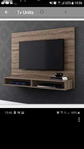 TV units for. sale.
