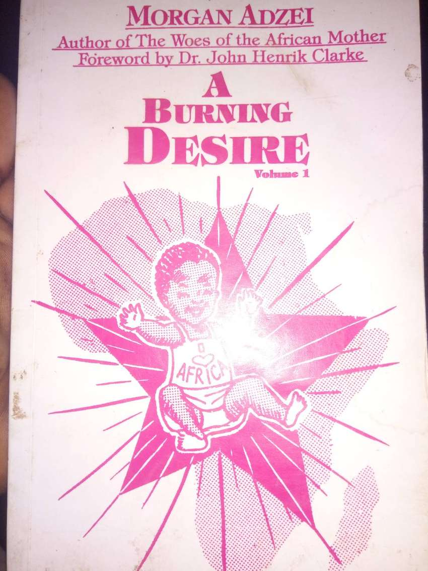 A Burning Desire Volume 1 0