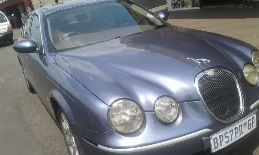 Jaguar s type 0