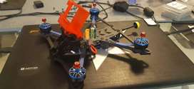 FPV racer quadcopter drone