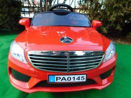 Samochód elektryczny na akumulator MERCEDES