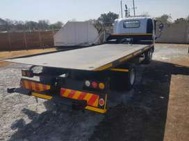 Tow truck bodies manufacturing