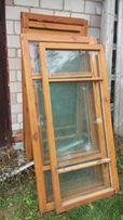 Окна деревянные 4шт.