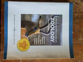 Unisa Textbook - Integrated Principles of Zoology 15th Edition