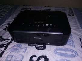 Canon MG 5340 with power cable selling  as skrap parts