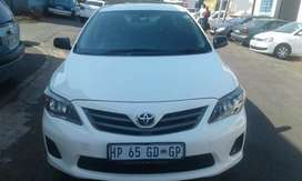 2015 Toyota Corolla 1.6 quest for sale