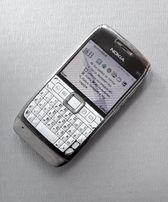 Nokia E71 White Steel (Оригинал) на детали