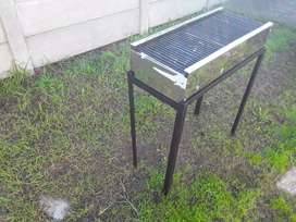 Stainless Steel Braai for charcoal