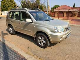 2005 Nissan Xtrail 2.0 A/T for sale.