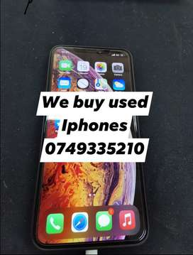 We buy amd collect cracked or damaged Iphones