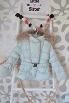 Куртка курточка пуховик Италия 98-104р.