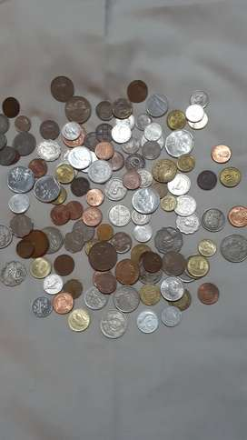 Old coins